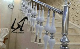 فروش و نصب نرده استیل در خراسان شمالی