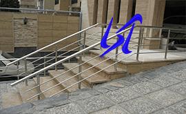 فروش و نصب نرده استیل در ایلام