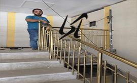 نمایندگی نرده استیل در زنجان