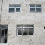نرده حفاظ استیل پنجره