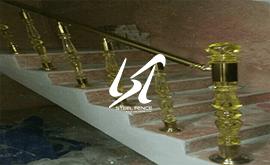 فروش و نصب نرده استیل در فارس