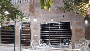 قیمت نرده استیل حفاظ پنجره و نما