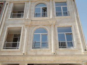 عرضه نرده استیل درب و پنجره