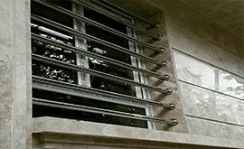 فروش اینترنتی نرده استیل درب و پنجره