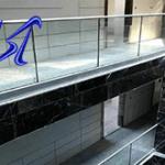 نصب انواع نرده استیل بالکنی در کرج