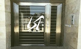 سایت عرضه نرده استیل درب در گیلان